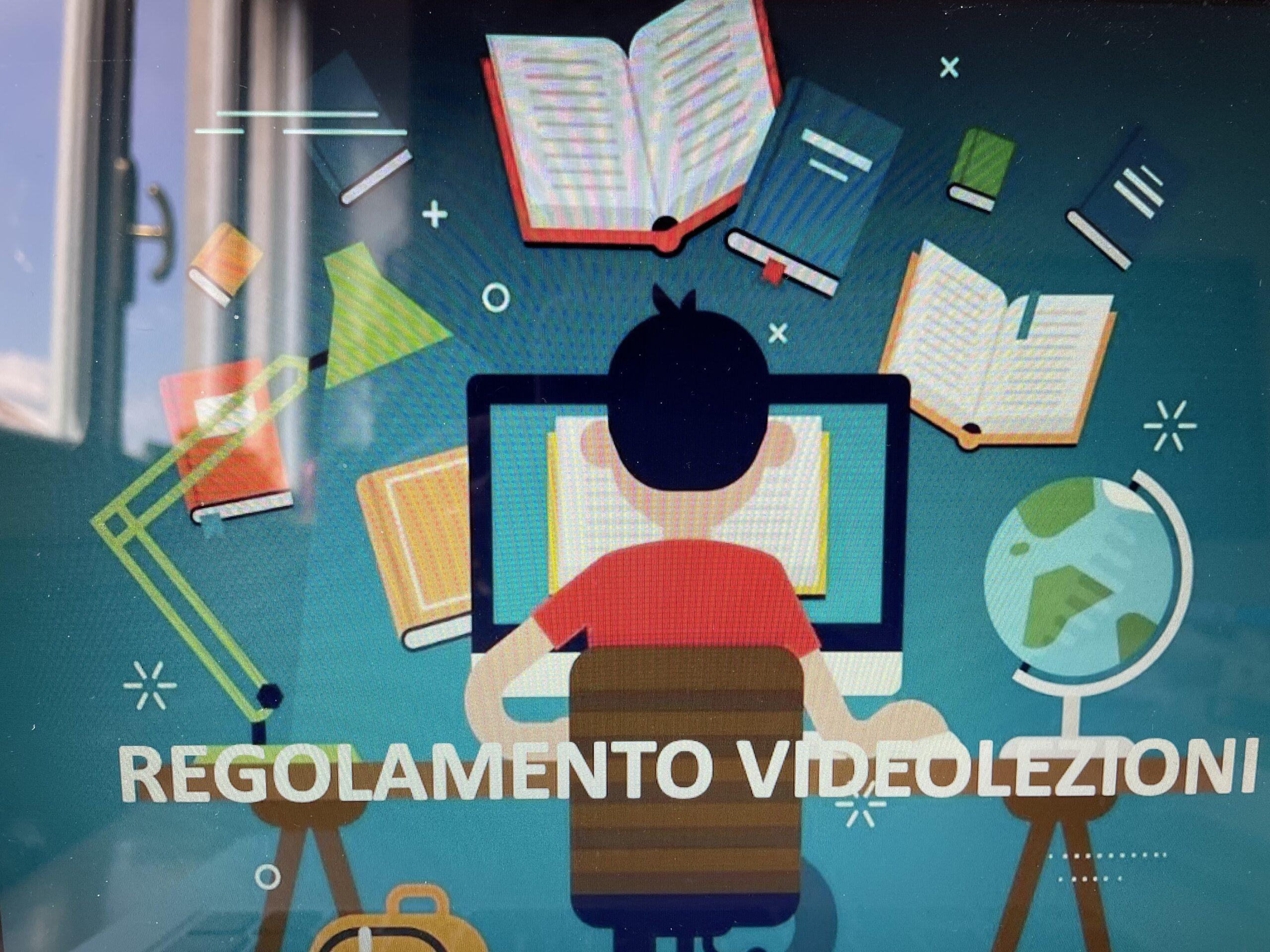 REGOLAMENTO VIDEOLEZIONI